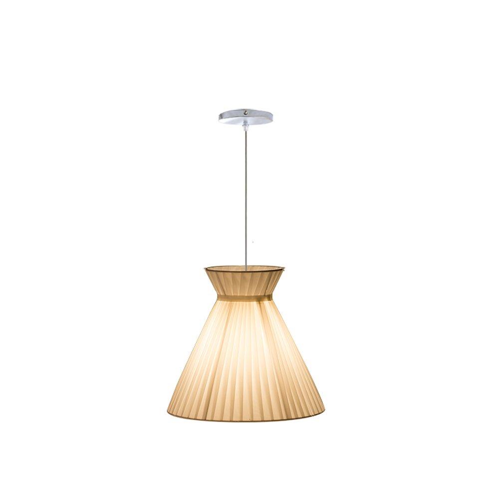 Nordique BeigeBlanc LED Lustre Moderne Minimaliste Salle À