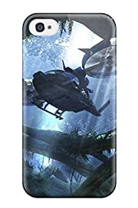 Laura Chris's Shop New Arrival Premium 4/4s Case Cover For Iphone (avatar The Game Samson Transport) 3387285K41472461