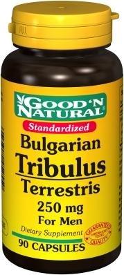Хороший 'N Natural - Стандартные Tribulus Terrestris 250 мг. - 90 Капсулы