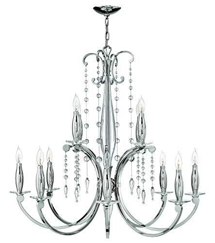 Fredrick Ramond FR43628PNI 12 Light Chandelier
