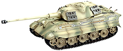 Price comparison product image Easy Model King Tiger 1.s.PZ.KP Die Cast Military Land Vehicles