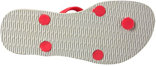Pictures of Havaianas Kids Joy Spring Sandal White/Coral 7