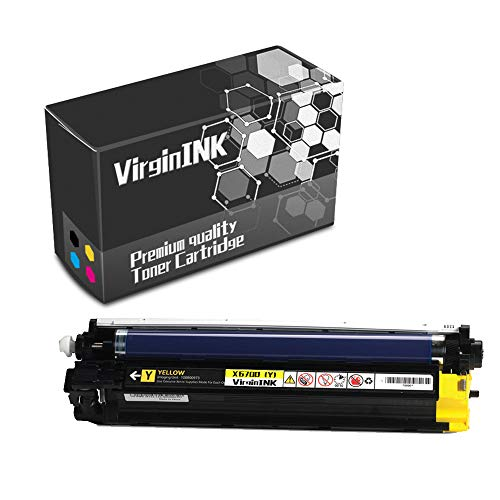 (VirginInk Replacement Drum Unit for use in Xerox Phaser 6700 6700N/DN/DT/DX Series Printers, (Note: Must use with VirginInk Toner))