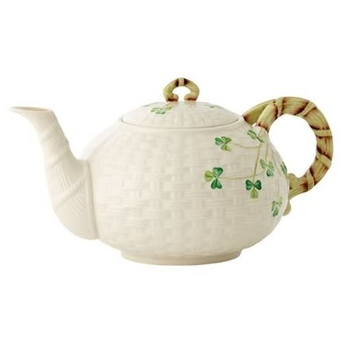 belleek teapot - 1