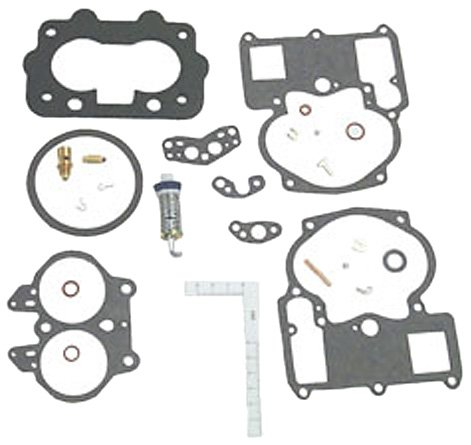- Sierra International 18-7086 Marine Carburetor Kit Volvo Penta Stern Drive