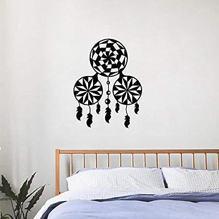 Indian wind chime etiqueta de la pared geométrica dream catcher ...