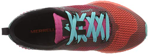 Turquoise Chaussures Rouge 2 Trail Merrell Out GTX All Femme Azalea Crush de Turquoise Azalea Aqxg6pF