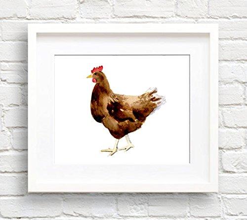 chicken artwork - 5