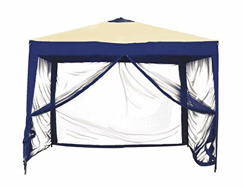 Bliss Hammocks Stow-ez 10' X 10' Pop-up Canopy with Mesquito