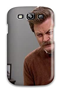 High-quality Durability Case For Galaxy S3(parks And Recreation)