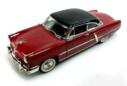1952 Lincoln Capri Burgundy 1/18 by Road Signature 92808