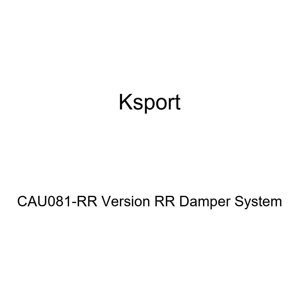 KSport CAU081-RR Version RR Damper System