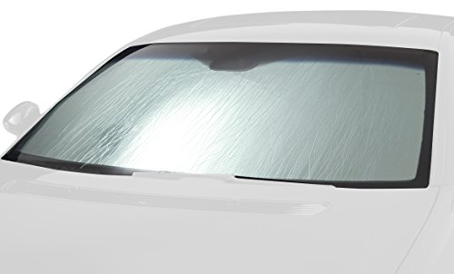 Intro-Tech TT-73-R Silver Ultimate Reflector Custom Fit Folding Windshield Sunshade for Select Toyota Camry Models