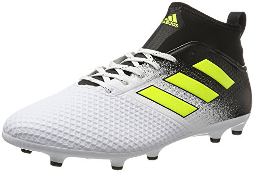 Football 3 core Blanc Entrainement Yellow solar Adidas De Ace White Black Fg footwear 17 Chaussures Homme FW1qY