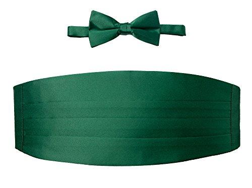Spring Notion Men's Cummerbund and Bow Tie Set ()