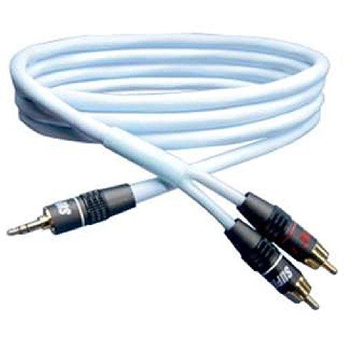 Surpra (SUPRA) BILINE-MP/2.0 BiLine MP 2.0m Stereo Mini-RCA Cable Japan Used Like New