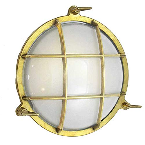 Clamshell Outdoor Lights