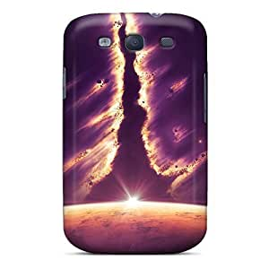 Series Skin Cases Covers For Galaxy S3(outer Space)