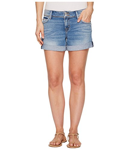 Hudson Jeans Women's Croxley Mid Thigh Flap Pocket Short, Rolling Hills, 31 by Hudson Jeans