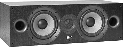 ELAC Debut 2.0 C6.2 Center Speaker, Black by Elac (Image #2)