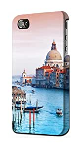 S0982 Beauty of Venice Italy Case Cover For IPHONE 5 5S
