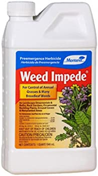 Monterey Weed Impede LG5135 White Pre-Emergent Herbicide