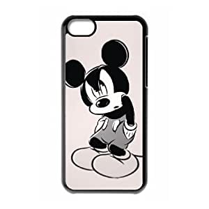 Minnie Mouse For iPhone 5C Case Cell phone Case Mvxs Plastic Durable Cover