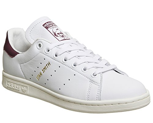Chaussures ftwbla Ftwbla Smith Buruni Adidas Blanches Hommes Stan 000 7r7Sz