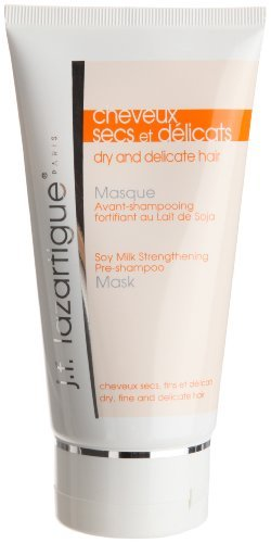 J.F. Lazartigue Soy Milk Strengthening Mask, 5.1 Ounce