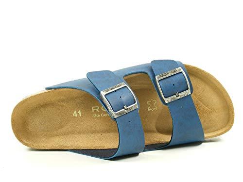 Zuecos Grado Hombre Rohde Azul Para 5X7qRwR
