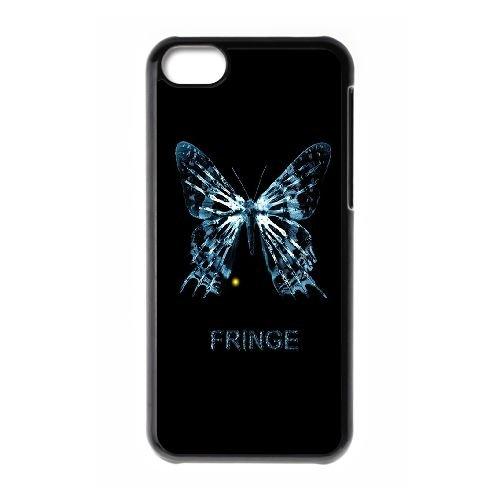 Fringe WY90KC2 coque iPhone Téléphone cellulaire 5c cas coque H1ZJ8U1RZ