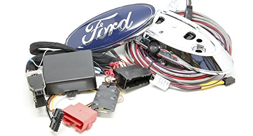 Cheap Automotive Integrated Electronics AIE-BUCAM-FORD5 Rear Integration Module for (2013-2014) F150, 8″ MyTouch Ford LCD Radio with Factory Style Emblem Camera