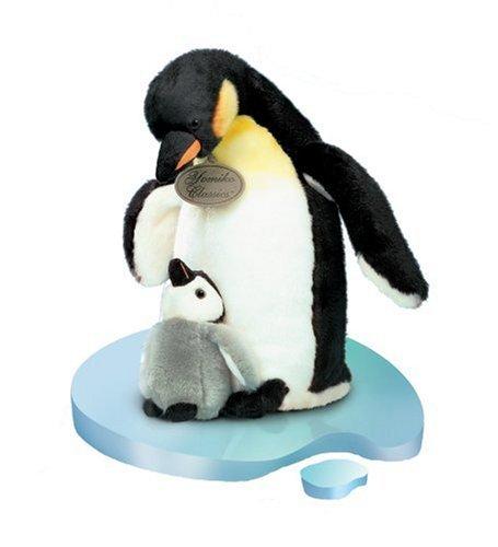 Russ Berrie  Yomiko Mom&Baby Penguin (Russ Yomiko Classics Plush)