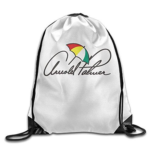 Price comparison product image Arnold Palmer RIP 1991-2016 Umbrella Drawstring Gymsack Bag