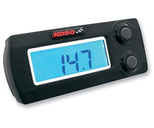 Wide Band O2 Meter - Koso WIDE Band Air/Fuel Ratio Meter Universal