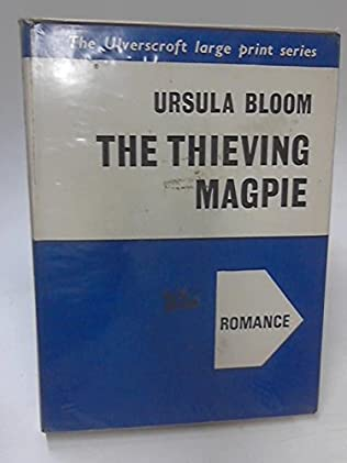 book cover of The Thieving Magpie