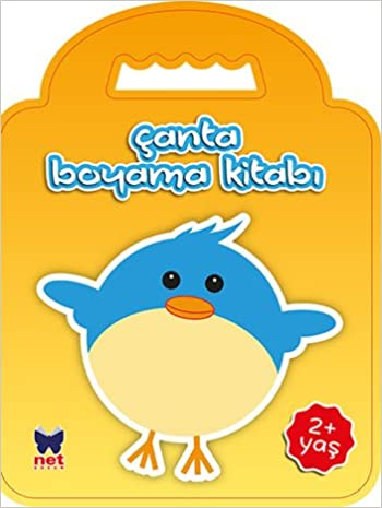 çanta Boyama Kitabı Kuş Kolektif Net Yayincilik Amazoncomtr