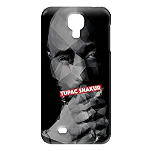 Loud Universe Samsung Galaxy S4 Tupac Shakur Print 3D Wrap Around Case - Multi Color