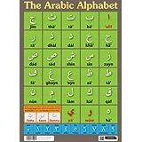 Sumbox Arabic Alphabet Educational Language Poster