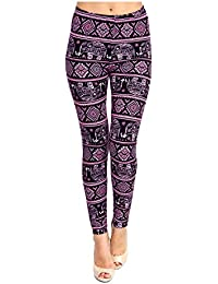 Popular Printed Brushed Buttery Soft Leggings Regular...