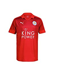 Puma Leicester de los hombres Away Soccer Jersey 2016 17 (2 ... 7b72346eeed49