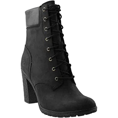 timeless design c2fa5 097ea Timberland Glancy 6 Inch Heel Boots Black - 4 UK