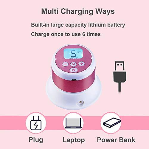 YIHUNION Portable Electric Breast Pump Set