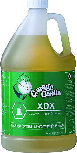 Garage Gorilla 13-GXDX-4/1 XDX Concrete Cleaner Degreaser, 1 gal