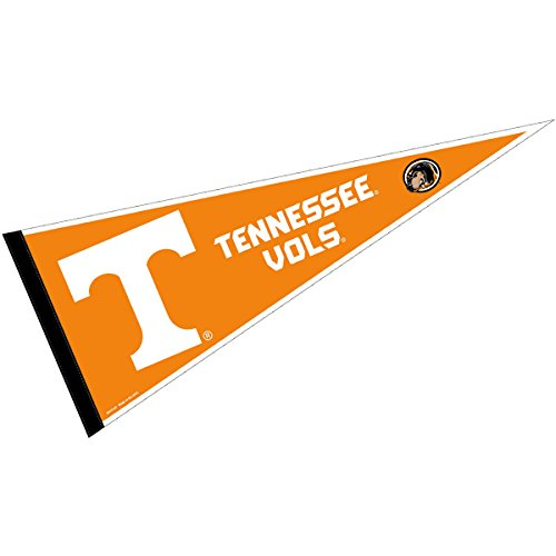 - College Flags and Banners Co. Tennessee Volunteers Pennant Full Size Felt
