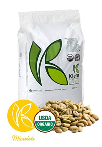 Klem-C11 | Brazil Arabica Yellow Icatu Varietal, RESERVE, NY 2, Screen 15 up by Klem Organics