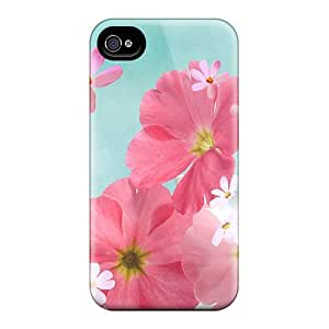 Mwaerke Fashion Protective Wonders Of Spring Case Cover For Iphone 4/4s