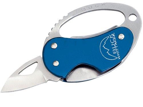 Buck 759BLW Blue Metro, Liner Lock Folding Knife, Outdoor Stuffs
