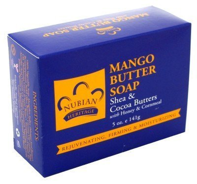 (Body Butter Soap With Mango, Shea and Cocoa Butters 5oz)