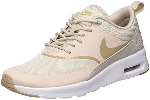 coupon code new style for whole family Nike Women's Air Max Thea Low-Top Sneakers, Beige (Desert ...